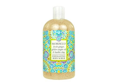 MOROCCO BODY SCRUB 16oz