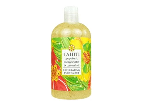TAHITI BODY SCRUB 16oz
