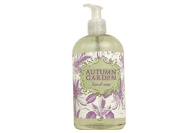 AUTUMN GARDEN LIQUID SOAP 16oz