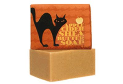 APPLE CIDER SOAP 10.5oz
