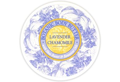 LAVENDER CHAMOMILE BODY BUTTER 8oz