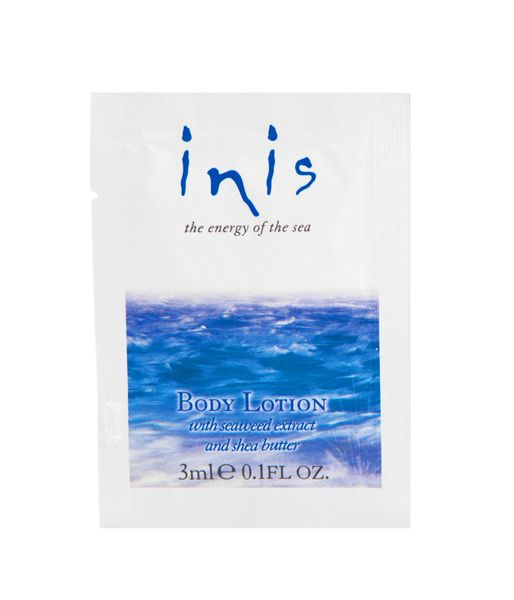 Inis Lotion Sample