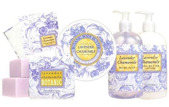 Large Gift Set - Lavender Chamomile