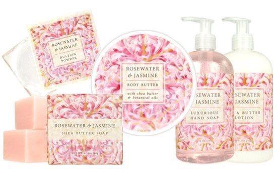 Large Gift Set - Rosewater Jasmine