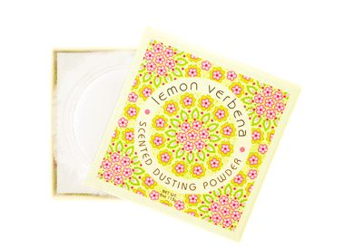 LEMON VERBENA DUSTING POWDER 4oz