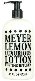 MEYER LEMON LUXURIOUS LOTION | For The Kitchen