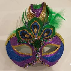 Peacock Mask