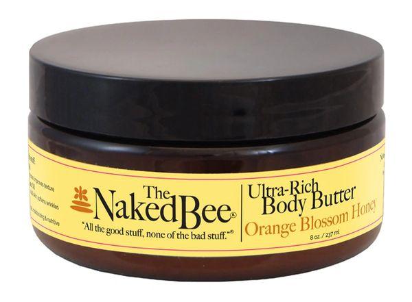 Orange Blossom Honey Ultra-Rich Body Butter 8 oz