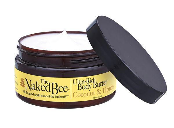 Coconut & Honey Ultra-Rich Body Butter 8 oz