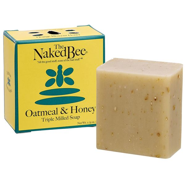 Orange Blossom Honey Triple Milled Bar Soap 2.75 oz