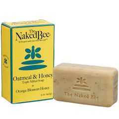 Orange Blossom Honey Triple Milled Bar Soap 5 oz
