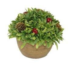 Mistletoe Table Decor