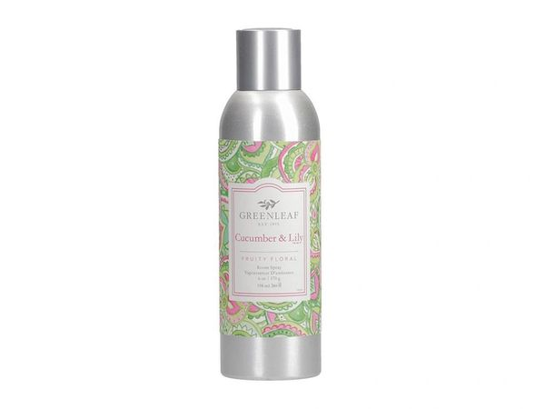 Cucumber & Lily Room Spray