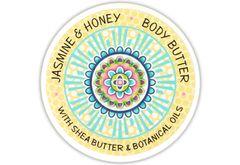 JASMINE & HONEY BODY BUTTER