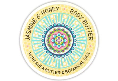 JASMINE & HONEY BODY BUTTER