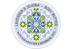 LAVENDER & JOJOBA BODY BUTTER