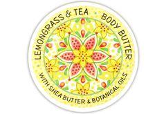 LEMONGRASS & TEA BODY BUTTER