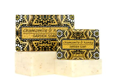 CHAMOMILE & HONEY — Shea Butter Garden Soap