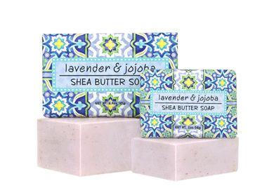 LAVENDER & JOJOBA SOAP BLOCK 2 oz