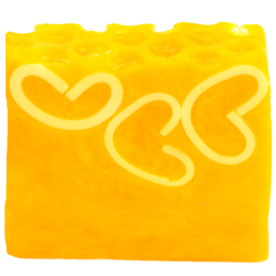 Honey Bee—Soap Slice