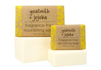 GOATMILK + JOJOBA—fragrance-free
