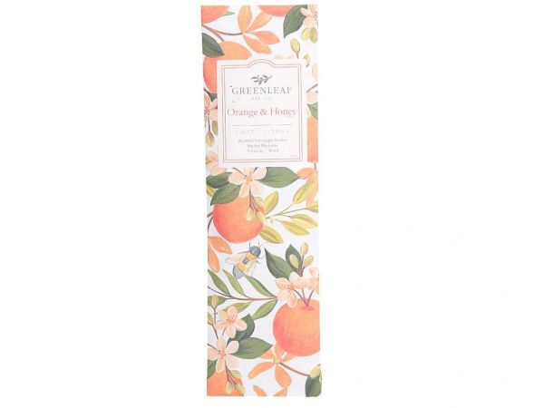 ORANGE & HONEY SLIM SACHET