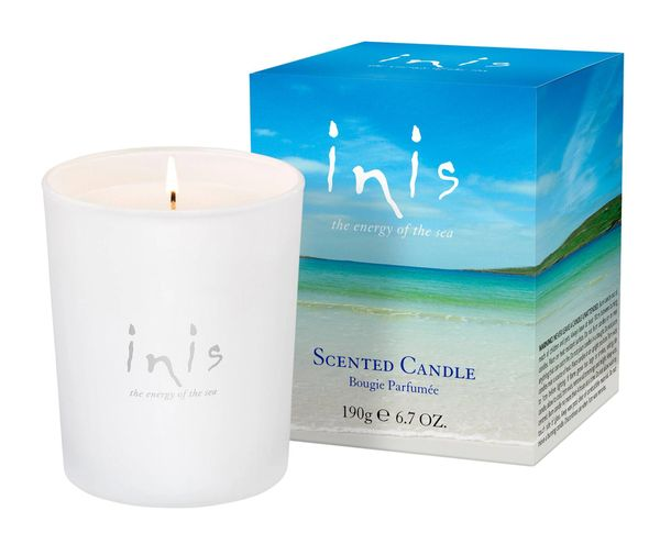 Inis Scented Candle 6.7 oz.