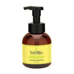 Citron & Honey Foaming Hand Soap