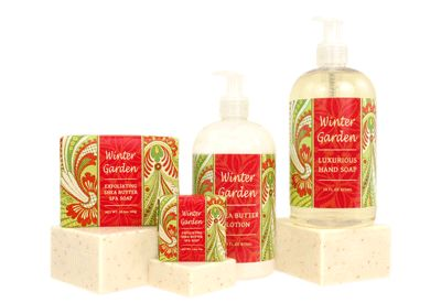 WINTER GARDEN LOTION 16oz