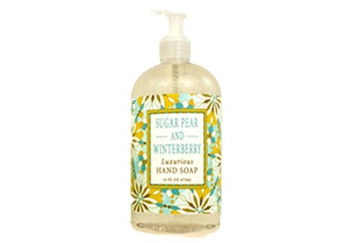 SUGAR PEAR & WINTERBERRY LIQUID SOAP 16oz