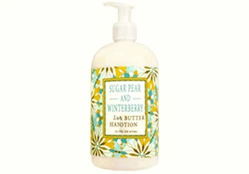 SUGAR PEAR & WINTERBERRY LOTION 16oz