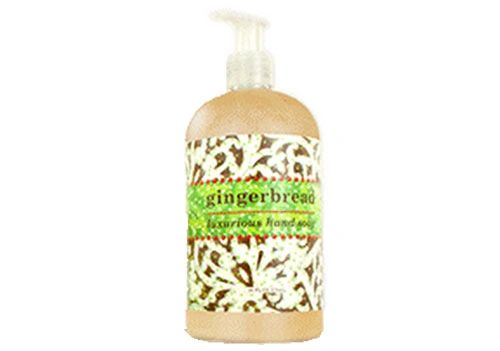 GINGERBREAD LIQUID SOAP 16oz