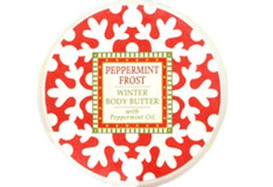 PEPPERMINT BODY BUTTER 8oz