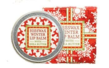 PEPPERMINT FROST BEESWAX LIP BALM