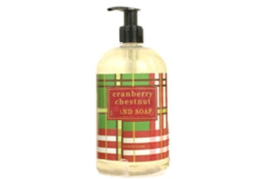 CRANBERRY CHESTNUT LIQUID SOAP 16oz