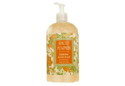 SPICED PUMPKIN LIQUID SOAP 16oz
