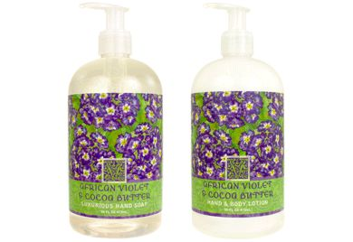 A Gift Set —AFRICAN VIOLET & COCOA BUTTER
