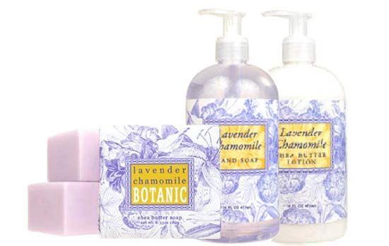 Bubbles Small Gift Set - Lavender Chamomile