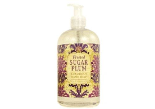 FROSTED SUGAR PLUM HAND SOAP 16oz