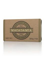 Delray Beach Bar Soap - Macadamia