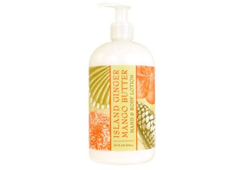 ISLAND GINGER MANGO BUTTER LOTION 16oz