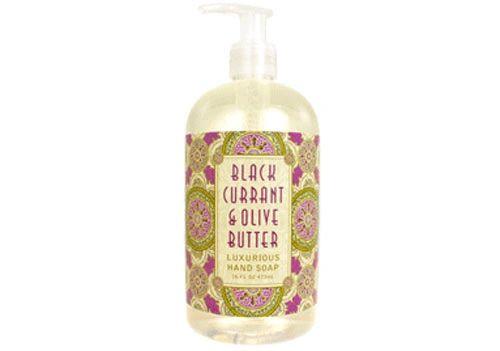 BLACK CURRANT & OLIVE BUTTER LIQUID SOAP 16oz
