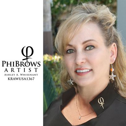 Ashley Whisenant is your local Esthetician in Saint Augustine. PhiBrows Artist Microblading