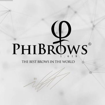 PhiBrows Microblading. Highly requested eyebrow service. Creates beautiful natural eyebrows.