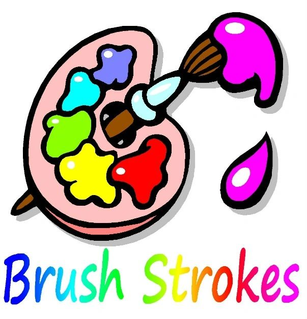 Brush Strokes Logo