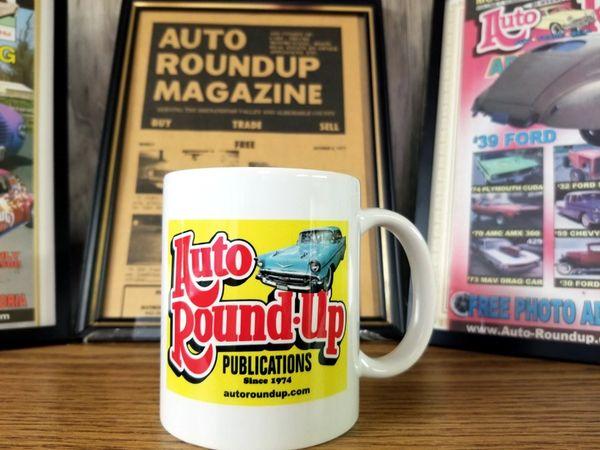 Auto Round-Up Coffee Mug