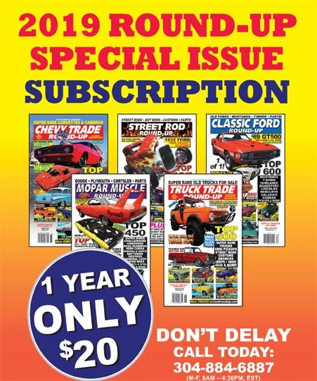 2019 Round-Up Special Issues Subscription