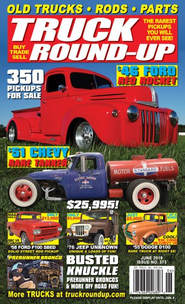 Truck Round-Up Subscription