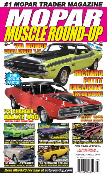 Mopar Muscle Round-Up 2019