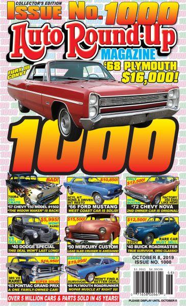 Auto Round-Up 1000